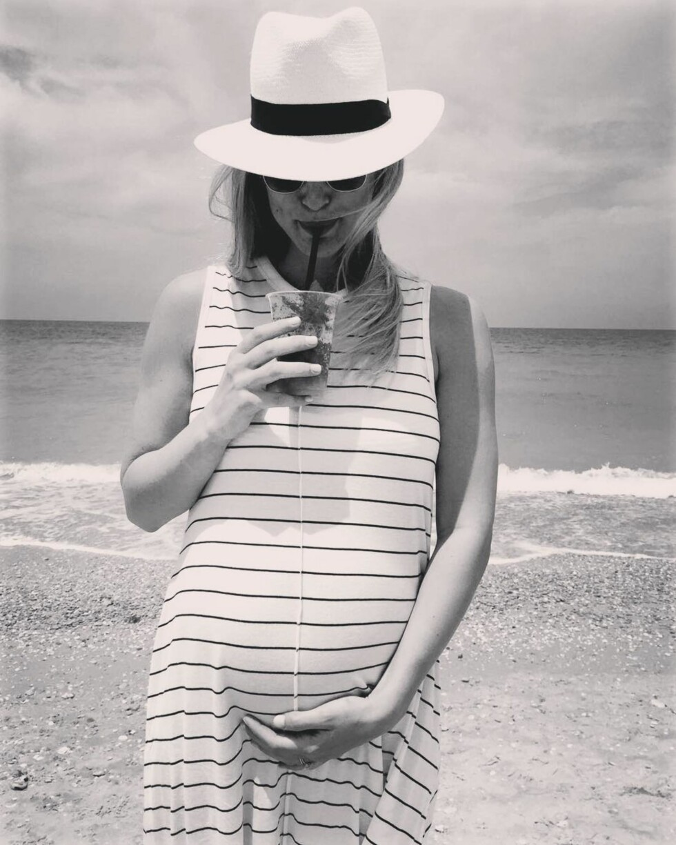 """Bar Refaeli releases a photo on Instagram with the following caption: """"No complaints"""". Photo Credit: Instagram *** No USA Distribution *** For Editorial Use Only *** Not to be Published in Books or Photo Books ***  Please note: Fees charged by the agency are for the agency's services only, and do not, nor are they intended to, convey to the user any ownership of Copyright or License in the material. The agency does not claim any ownership including but not limited to Copyright or License in the attached material. By publishing this material you expressly agree to indemnify and to hold the agency and its directors, shareholders and employees harmless from any loss, claims, damages, demands, expenses (including legal fees), or any causes of action or allegation against the agency arising out of or connected in any way with publication of the material. Foto: SipaUSA"""