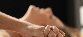4 «rare» ting som skjer med kroppen din under sex