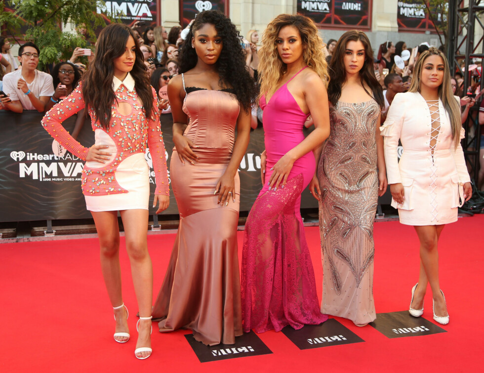 <strong>MMVA 2016:</strong> Fifth Harmony. Foto: Reuters