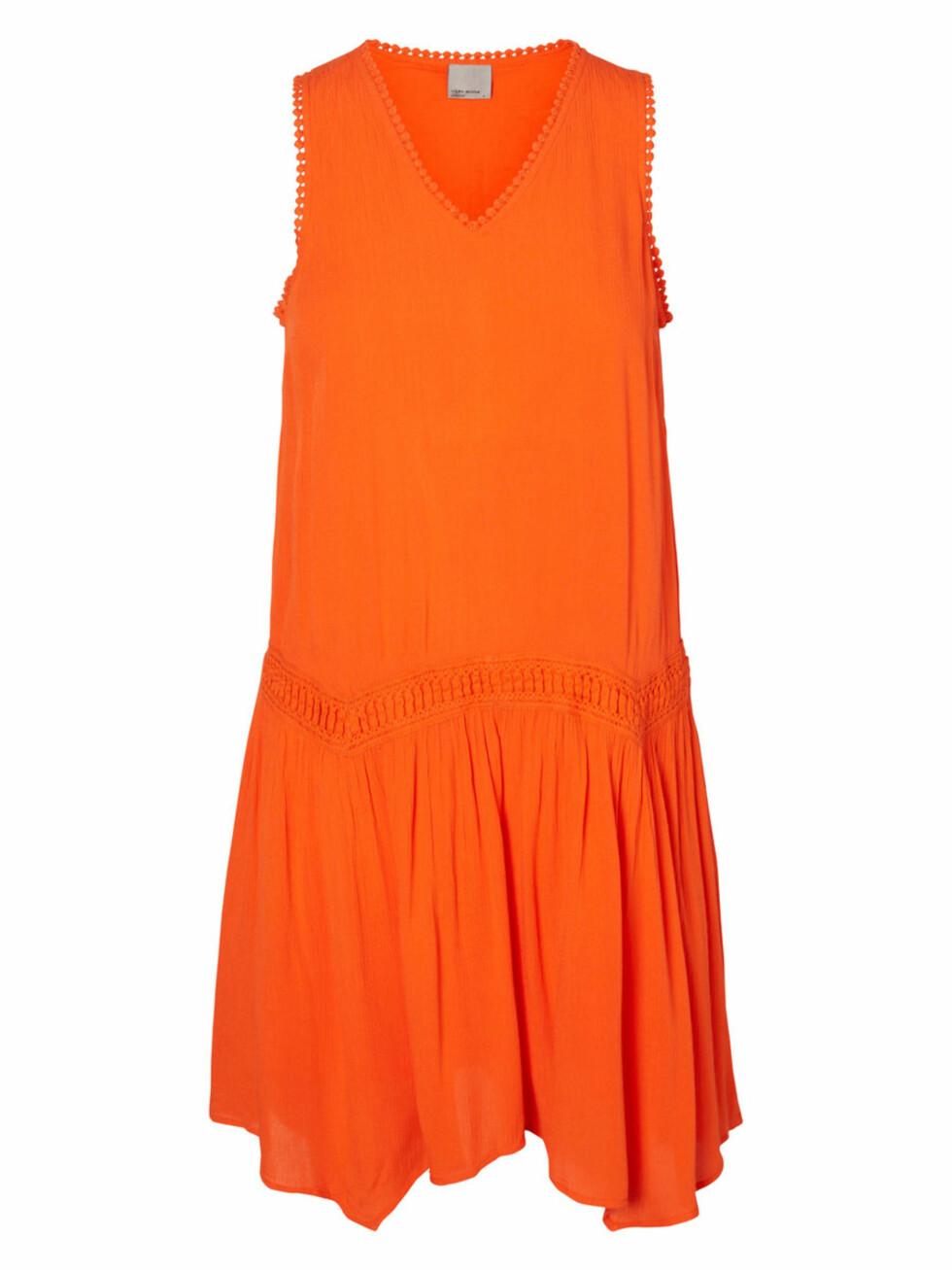 Kjole fra Vero Moda, kr 399,50. Foto: Produsenten