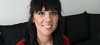 Som barn fikk Zandra (29) langt, svart hår på armene og beina