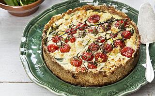 #Kjøttfrimandag: Pai med fetaost og spinat