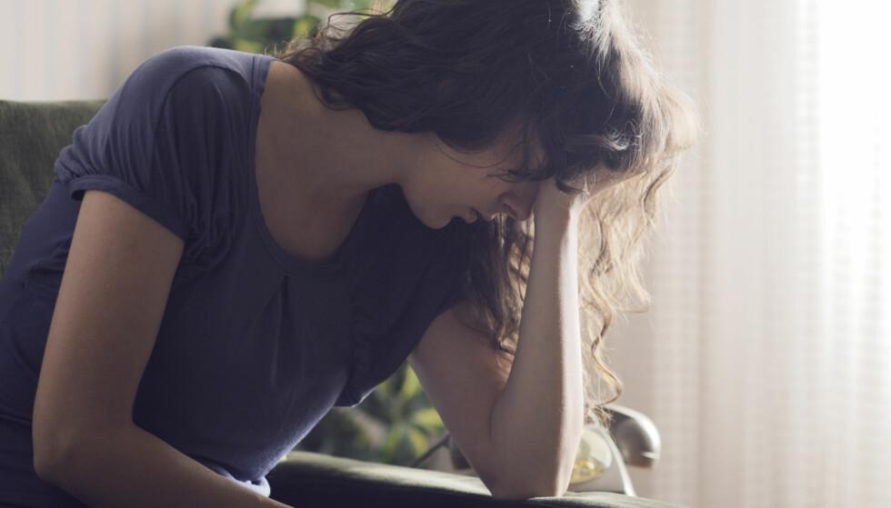 Mange får angst og depresjoner samtidig