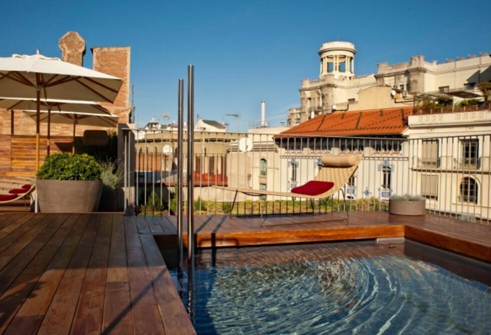 Mercer Hotel Barcelona.  Foto: Mercer Hotel