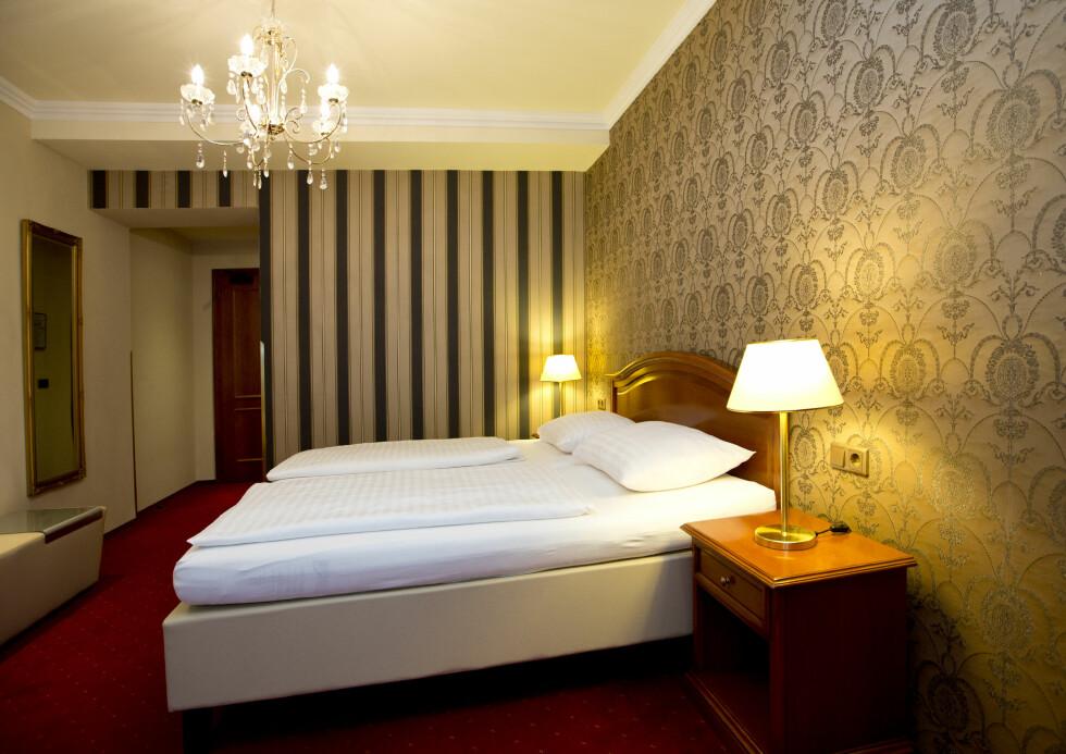 <strong>I GAMLEBYEN:</strong> Hotel am Mirabellplatz ligger i gamlebyen, og kan tilby deg det meste.  Foto: Hotel am Mirabellplatz