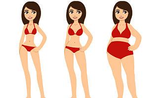 Hvorfor mister jeg all selvtillit idet jeg tar på meg bikini?