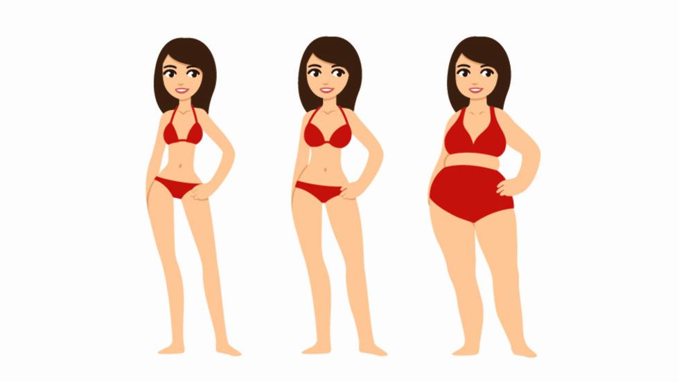 BIKINI: - Hva er det ved bikinien som får meg til å føle meg så feil? spør Birgitte Hoff Lysholm.  Foto: NTBScanpix