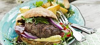6 superdeilige middager du bør lage deg i sommer!