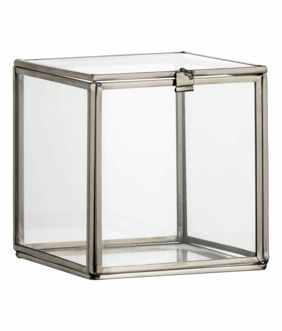 Boks med glass fra H&M | kr 89,90 | http://www.hm.com/no/product/38184?article=38184-B