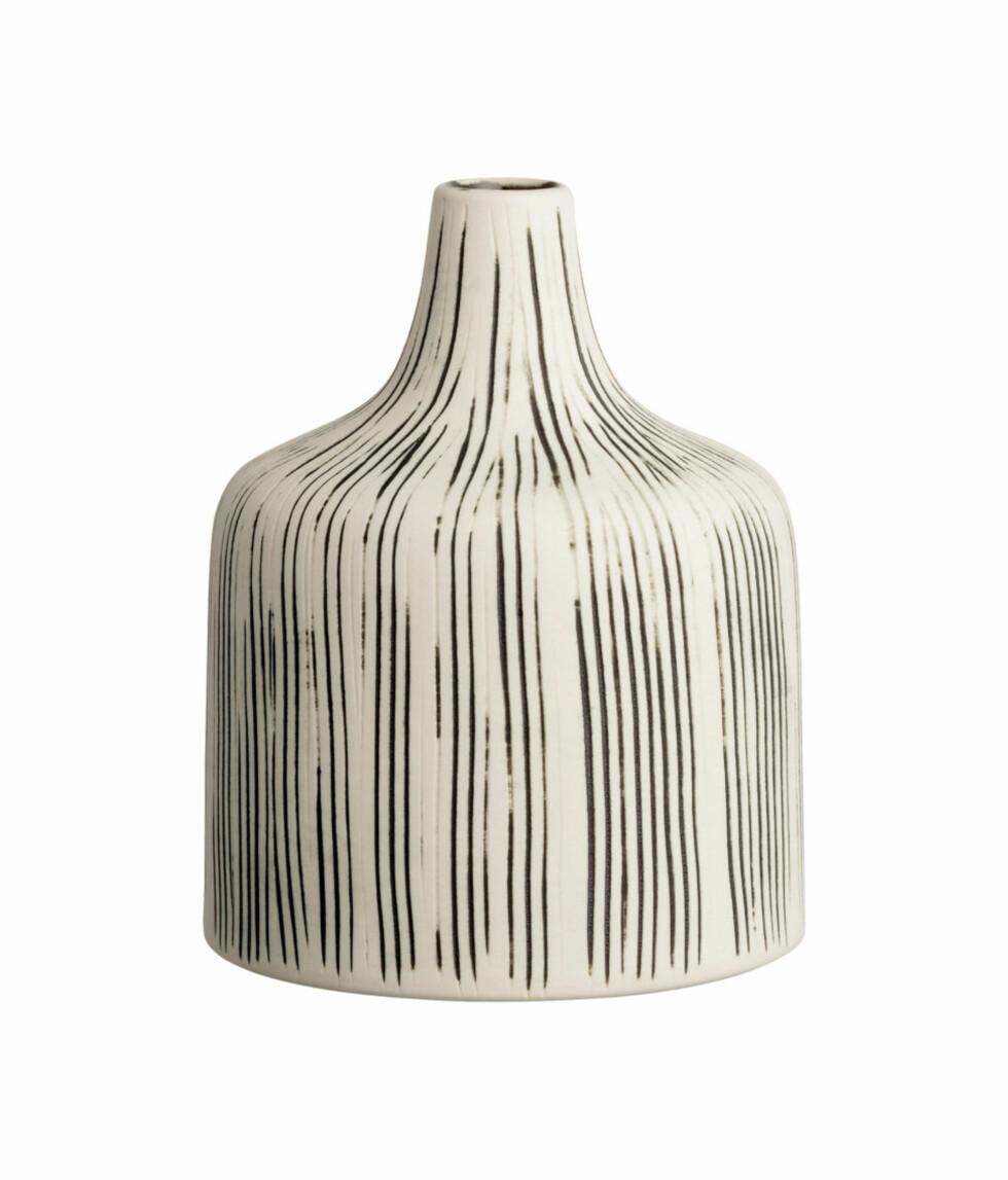 Vase fra H&M, kr 59,90. | | http://www.hm.com/no/product/43160?article=43160-C