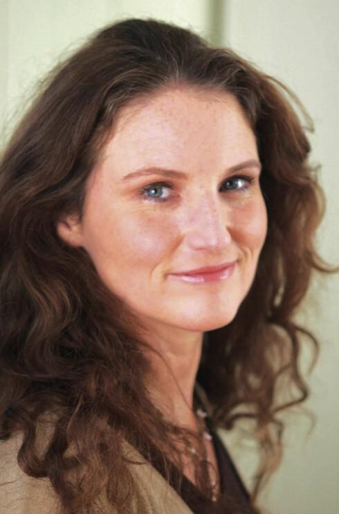 POSITIV TIL BANAN: Gunn Helene Arsky, ernæringsfysiolog i BAMA-gruppen.  Foto: Privat