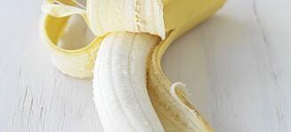Høyt kolesterol? Ta deg en banan!
