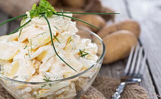 Dette bør du se etter når du kjøper potetsalat