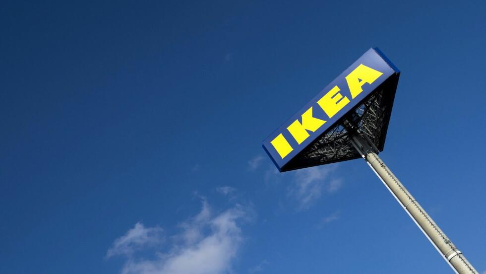 IKEA LANSERER SAMARBEID: Den svenske møbel- og interiørgiganten slipper i 2017 og 2018 kolleksjoner i samarbeid med de kjente designerne Hay og Tom Dixon. Foto: Reuters