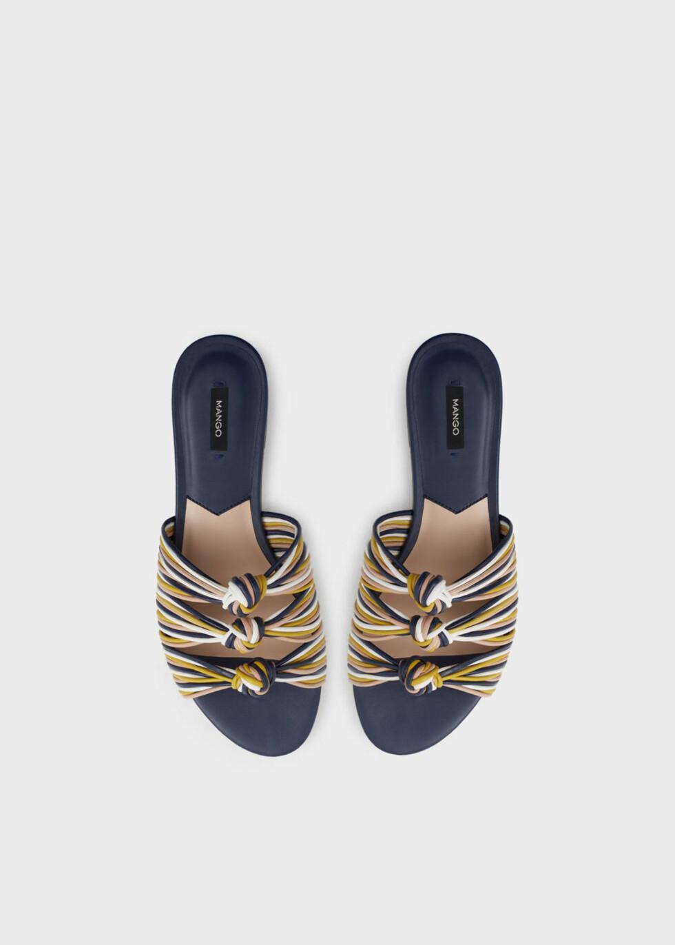 Sandaler fra Mango, kr 99. Foto: Produsenten