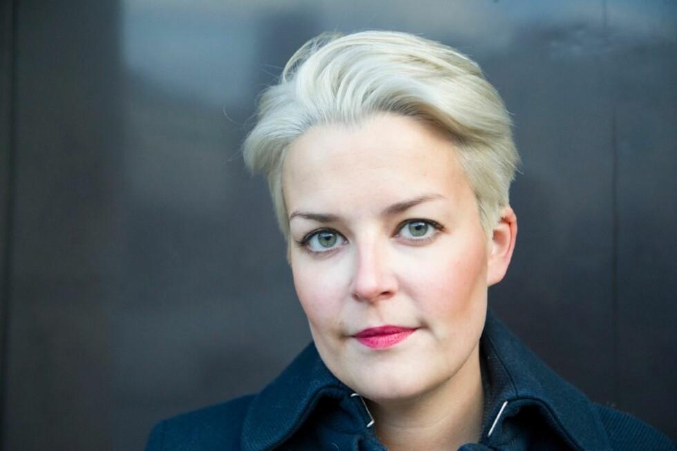 VIKTIG: Leder i FRI, Ingvild Endestad, har den siste tiden opplevd at mange forteller henne at Pride aldri har føltes viktigere.