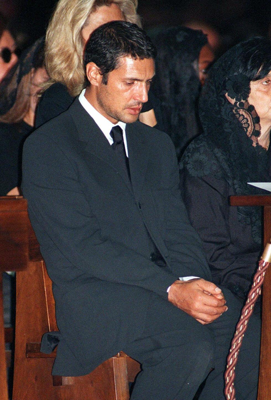 MISTET SAMBOEREN: Antonio d'Amico var sammen med Versace i 15 år.  Foto: NTB-Scanpix