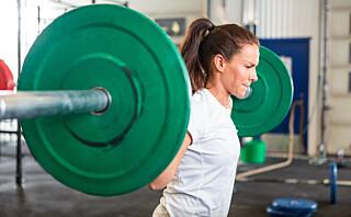 Få MAKS effekt av styrketreningen