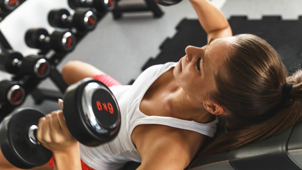 FORT ELLER SAKTE? Skal du trene med raske bevegelser eller er det mer effektivt å bruke god tid på hver øvelse? Foto: Scanpix