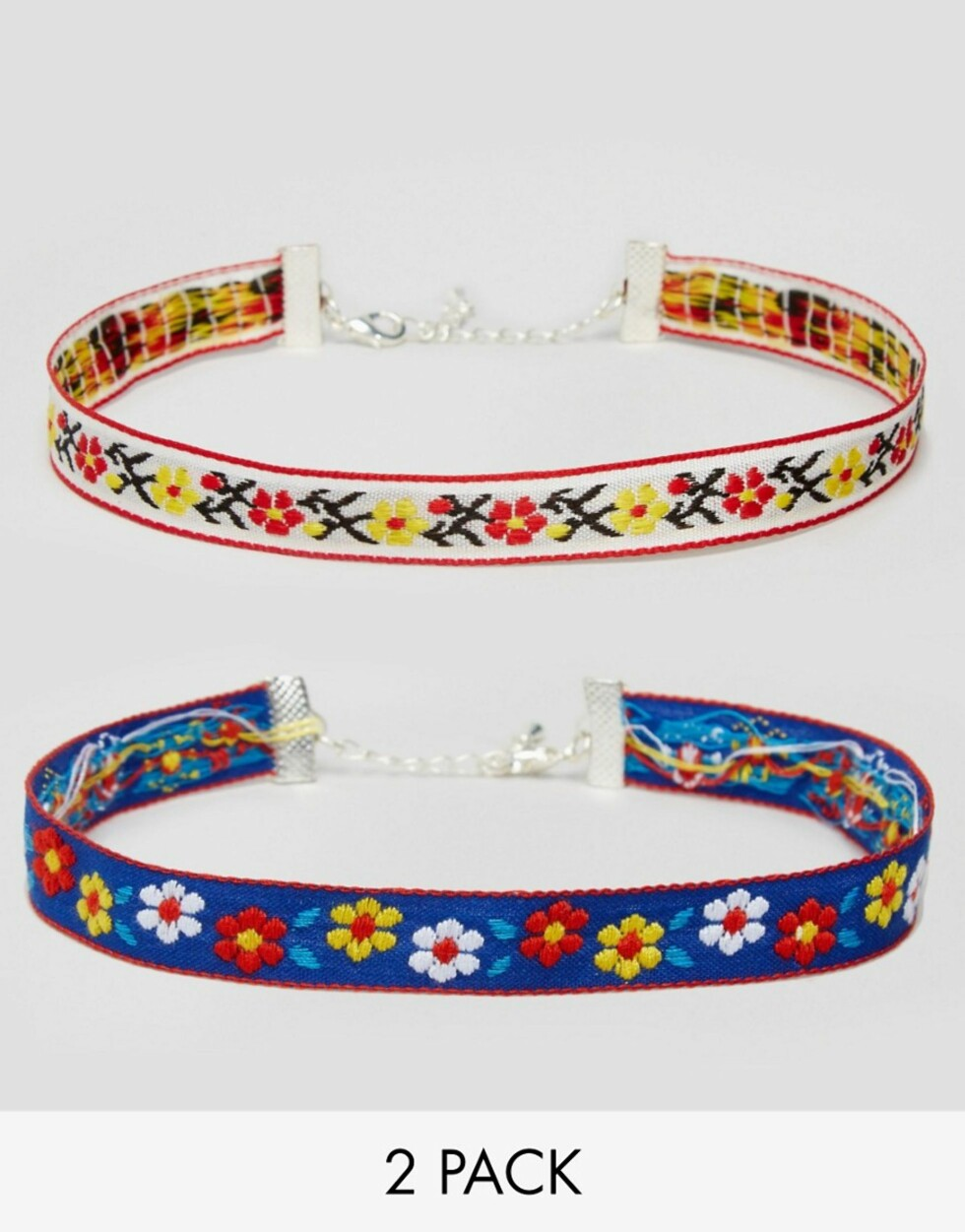 Chokers fra Rock 'N Rose via Asos.com, kr192. Foto: Asos.com