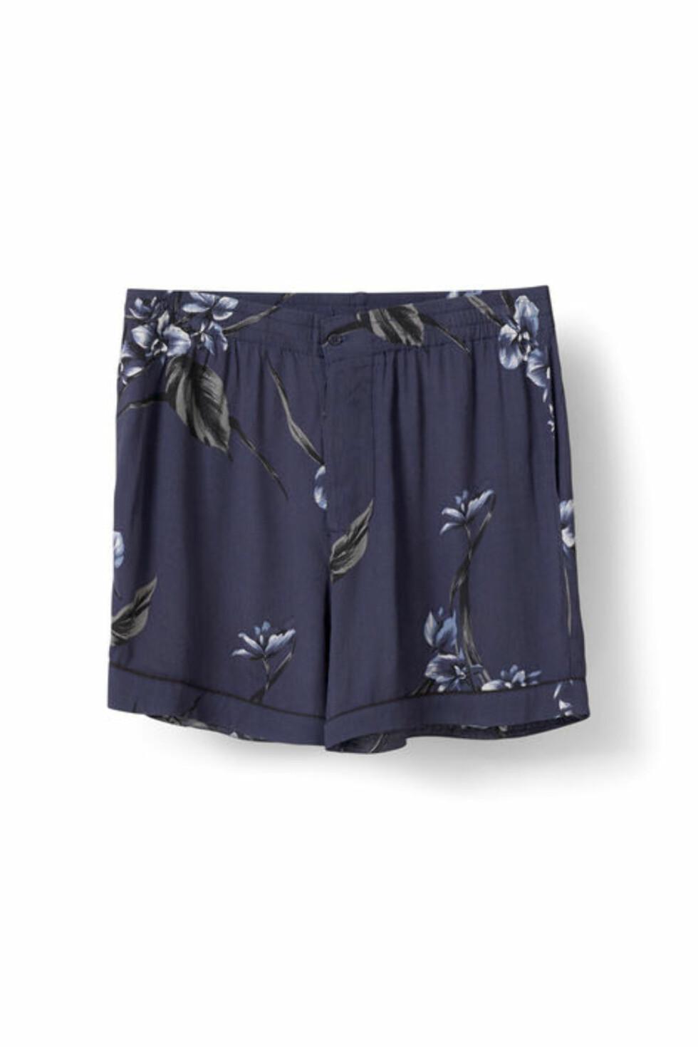 Shorts fra Ganni, kr 949. Foto: Produsenten