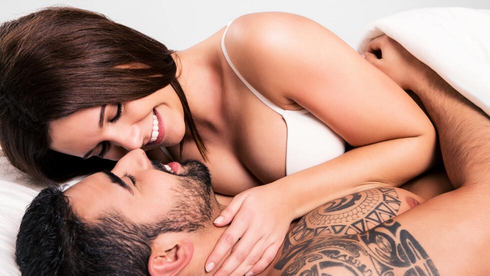 EROGENE SONER: Om du er usikker på hvor partneren din liker å bli tatt på, mener ekspertene det kan være en god ide å prøve deg litt frem.  Foto: jolopes - Fotolia