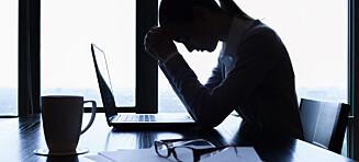 Bør du fortelle jobben at du er syk eller sliter litt?