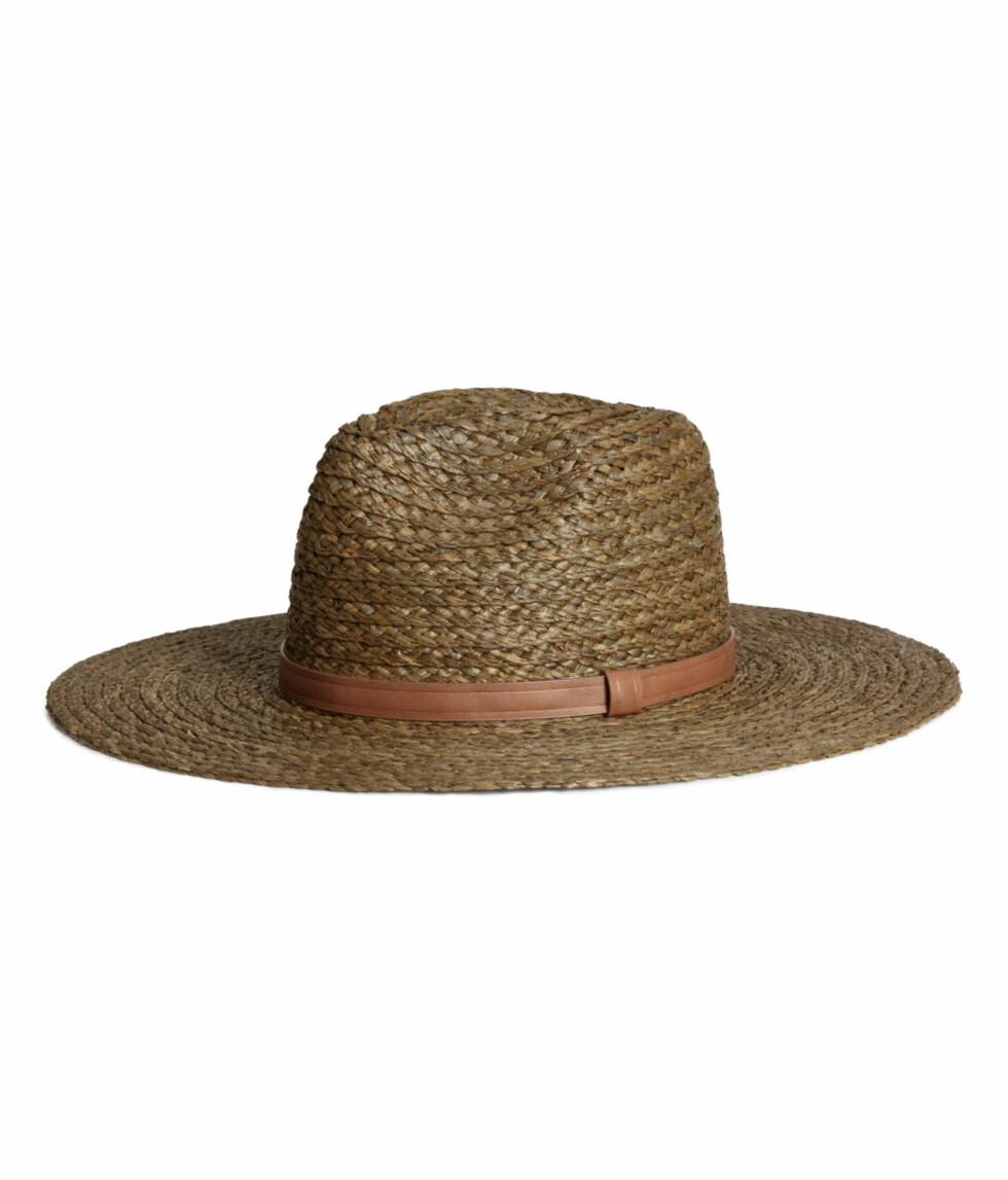 Hatt fra H&M, kr 179. Foto: Produsenten