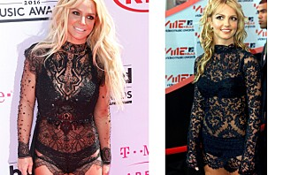 15 år skiller disse Britney-bildene