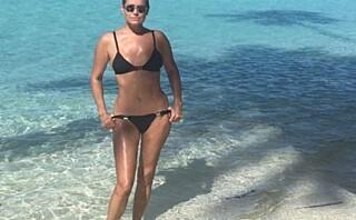 Yolanda Hadid er 54 år gammel og ser helt smashing ut!