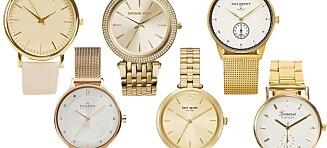 Disse klokkene er supertrendy nå!
