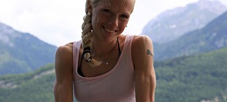 Kristin slet med spiseforstyrrelser i 13 år: - Jeg sto opp midt på natten for å trene