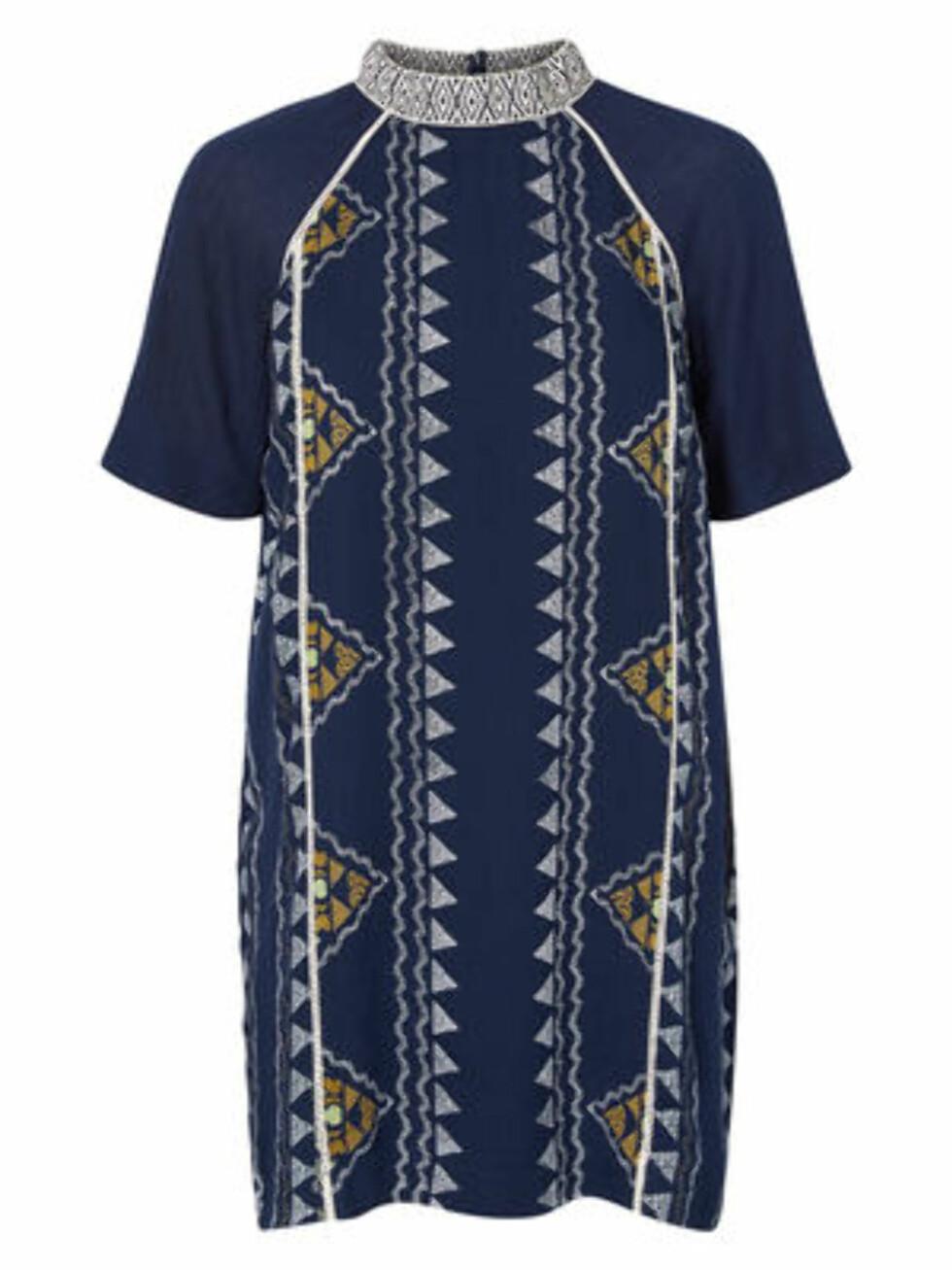 Kjole fra Vero Moda, kr 349,95. Foto: Produsenten