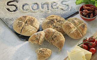 #Koselørdag: Glutenfrie scones