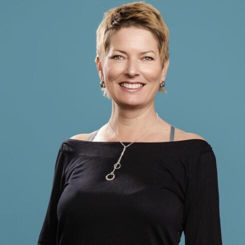 SEXEKSPERT: Cecilie Kjensli er sexinspirator, ekspert og fast spaltist på KK.no.