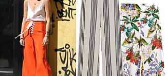 #DagensAntrekk: Slik styler du de sommerlige buksene