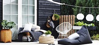 11 superfine ideer til uteplassen