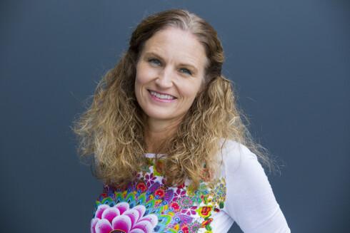 ALT MED MÅTE: Gunn Helene Asky, ernæringsfysiolog i BAMA, forteller at hun aldri anbefaler å spise mye av én matvare. Foto: Privat