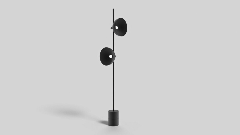 The Floor Lamp fra Handvärk (kr 5000).  Foto: Produsenten