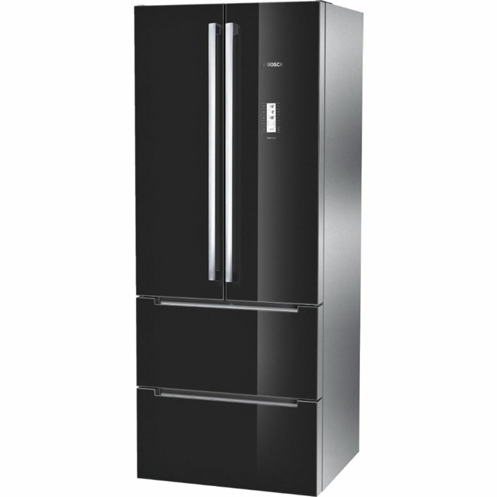 Urstilig kjøleskap «French Doors» (kr 15 995, Bosch).  Foto: Produsenten