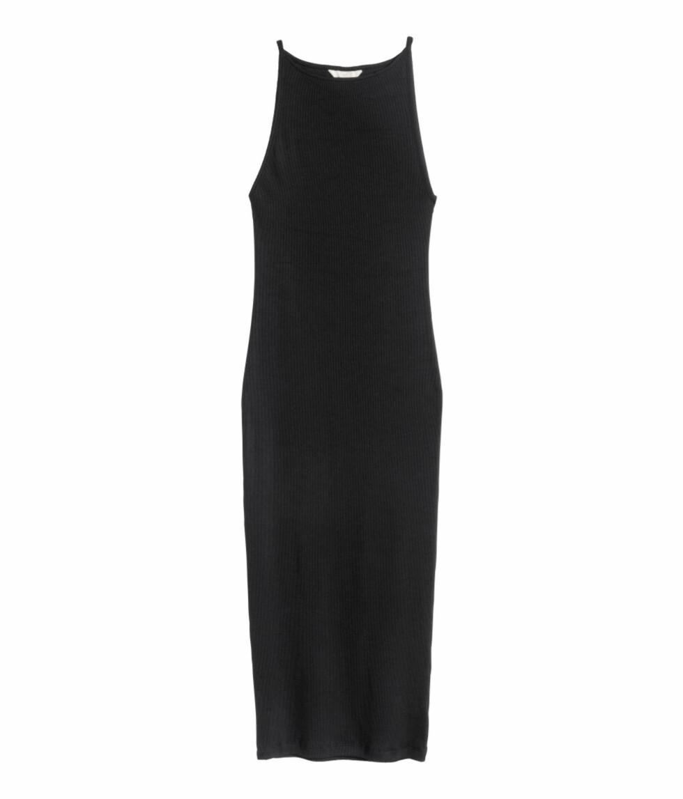 Kjole fra H&M, kr 299. Foto: Produsenten