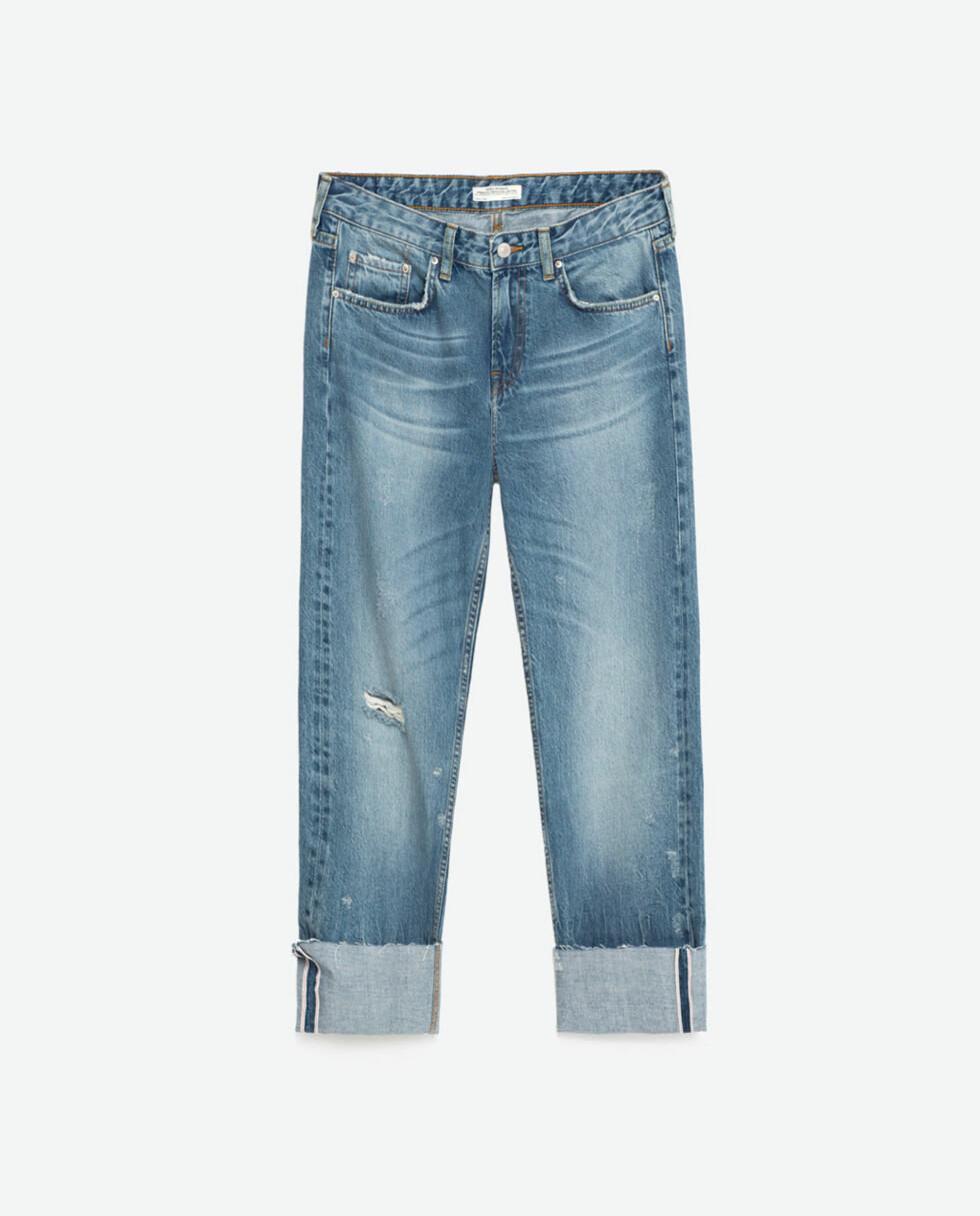 Jeans fra Zara, kr 559. Foto: Produsenten