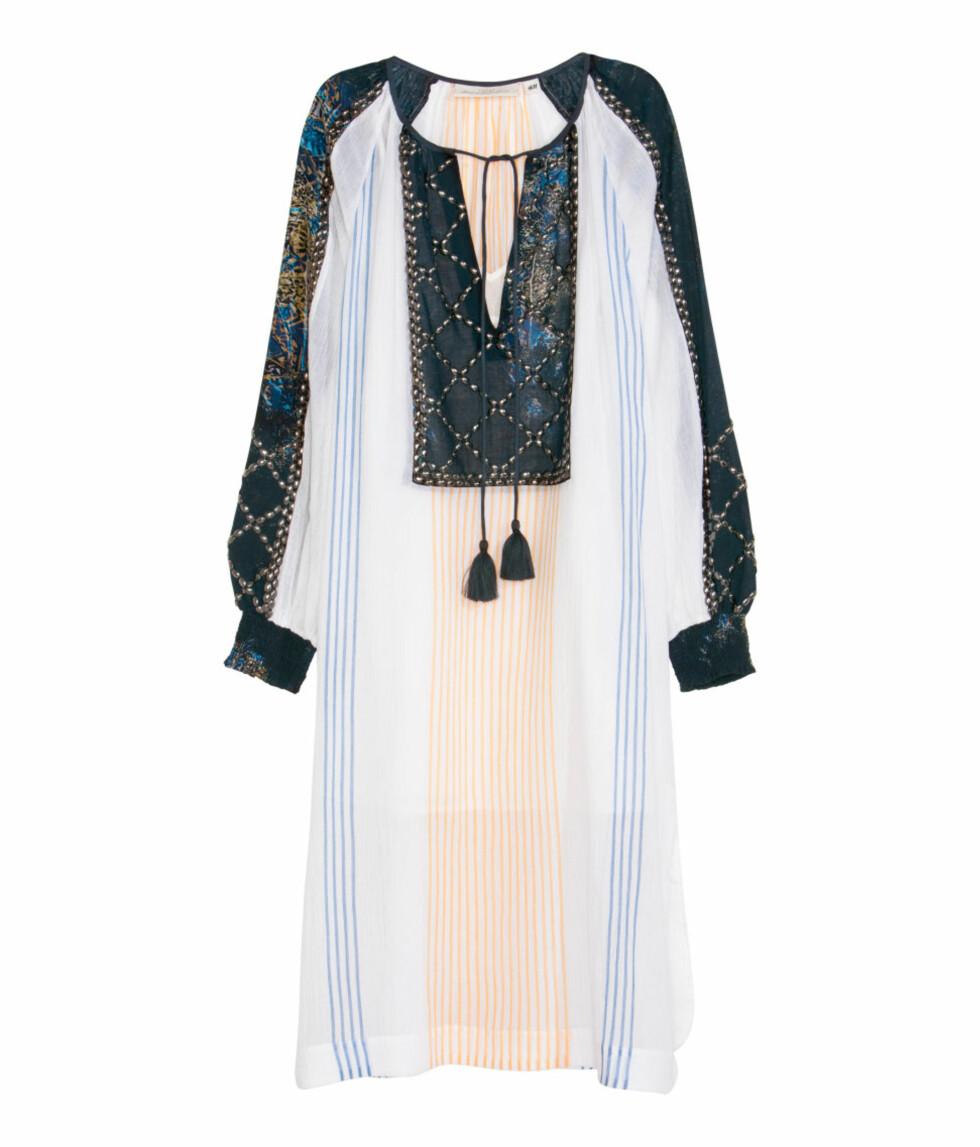 Kjole fra H&M, kr 799. Foto: Produsenten