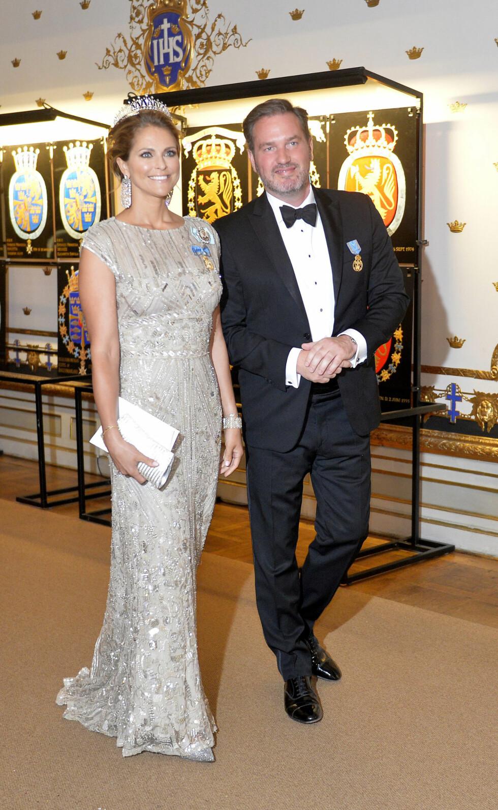 HELT NYDELIG: Det er ingen tvil om at prinsesse Madeleine ser helt fantastisk ut. Foto: Aftonbladet