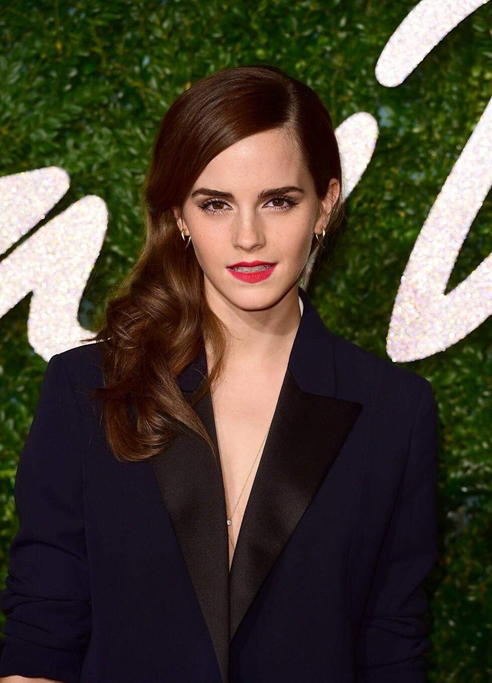 Emma Watson.  Foto: Pa Photos