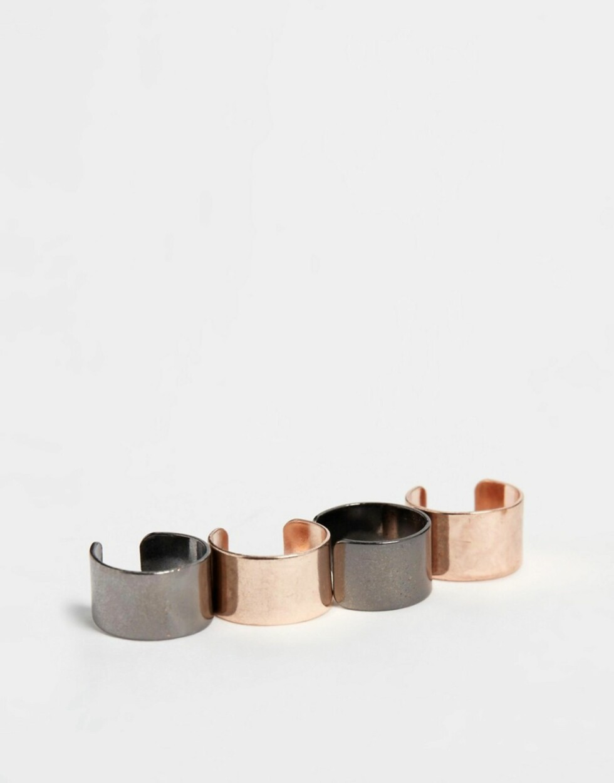 Ear cuffs fra Asos.com, kr 60. Foto: Produsenten