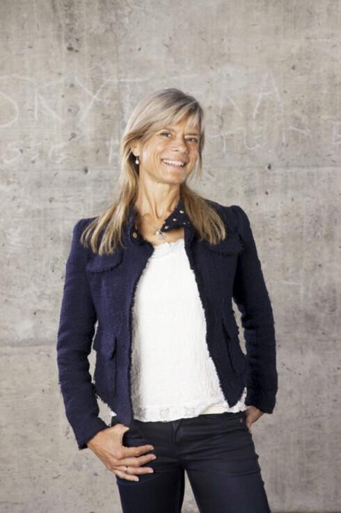 EKSPERTEN: Lis P. Strøm, som er administrerende direktør i Grete Roede AS.  Foto: Privat