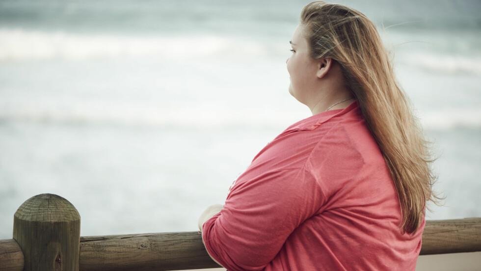OVERVEKT: TNS Gallups Helsepolitiske Barometer viser at 53 prosent av nordmenn er overvektig. Dette mener Lis P. Strøm, som er administrerende direktør i Grete Roede AS, at er skremmende.  Foto: Shutterstock / NakoPhotography