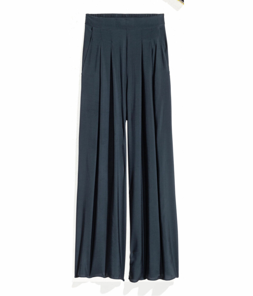 Bukse fra H&M, kr 399. Foto: Produsenten