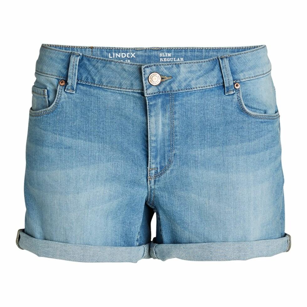 Shorts fra Lindex, kr 249. Foto: Produsenten